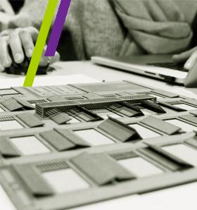 Etudier le Design et l'architecture d'intérieur - Design produit et mobilier. Arts Appliqués Com'Art