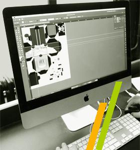 Etudier la Communication visuelle, devenir infographiste, Design Web et Print Ecole Com'Art Design