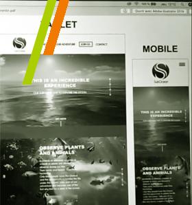 Etudier le webdesign chez Com'Art - Design Numerique
