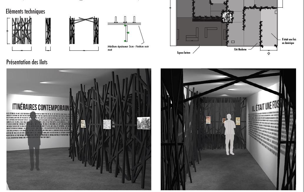 Comart- Formation Architecture d'interieur - Bachelor Archi d'interieur