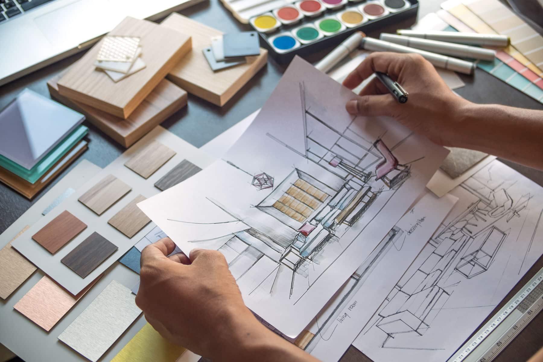 Bachelor architecte d'interieur, Formation décorateur d'interieur Paris